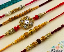 Top 10 Rakhis from Rakhi Collection 2019 to Go For This Raksha Bandhan