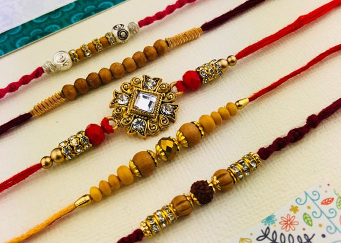 Top 10 Rakhis from Rakhi Collection 2019 to Go For This Raksha Bandhan