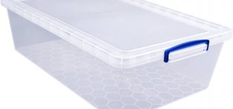 5 Tips To Organize Your Plastic Boxes