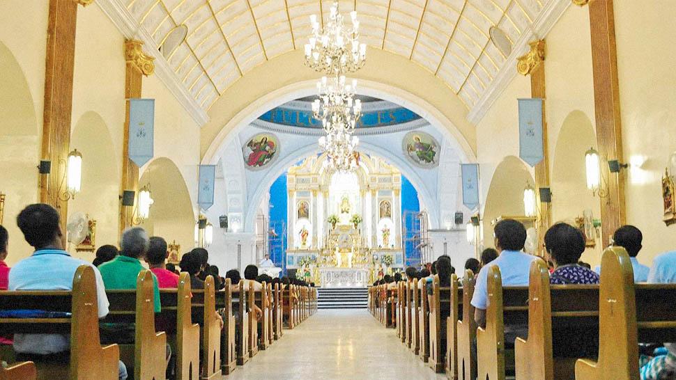 What is Church etiquette?