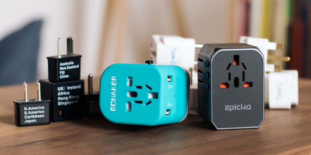 How to Choose the Best Travel Adapter