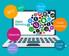 Introduction to online marketing service