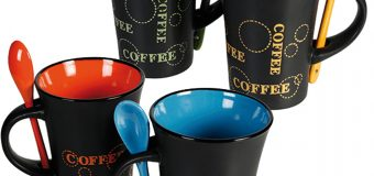 Affect of different materials of coffee mugs on the taste of coffee