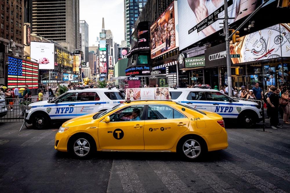 New York Traffic Courts