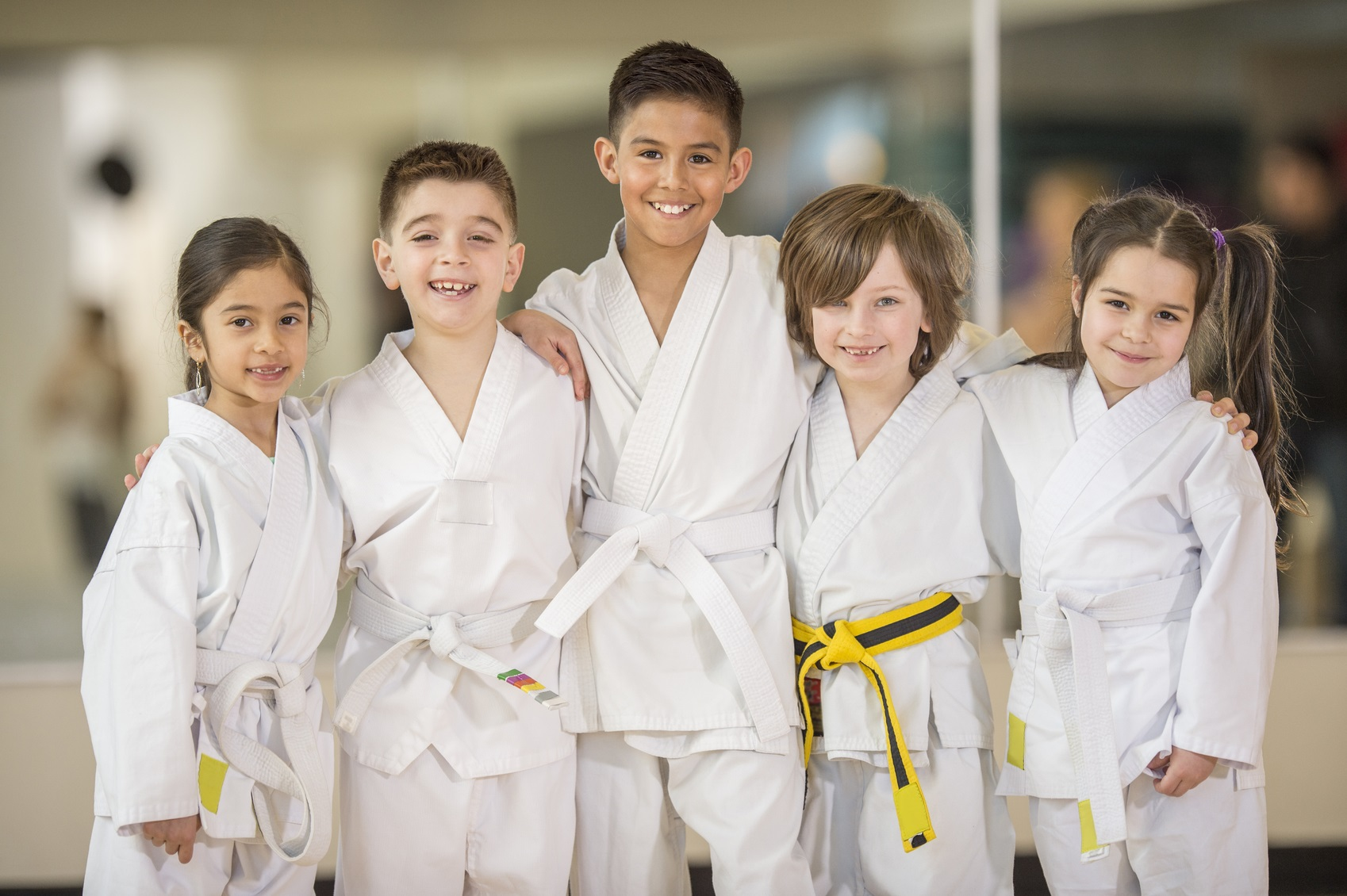 Why kids need Martial Arts?