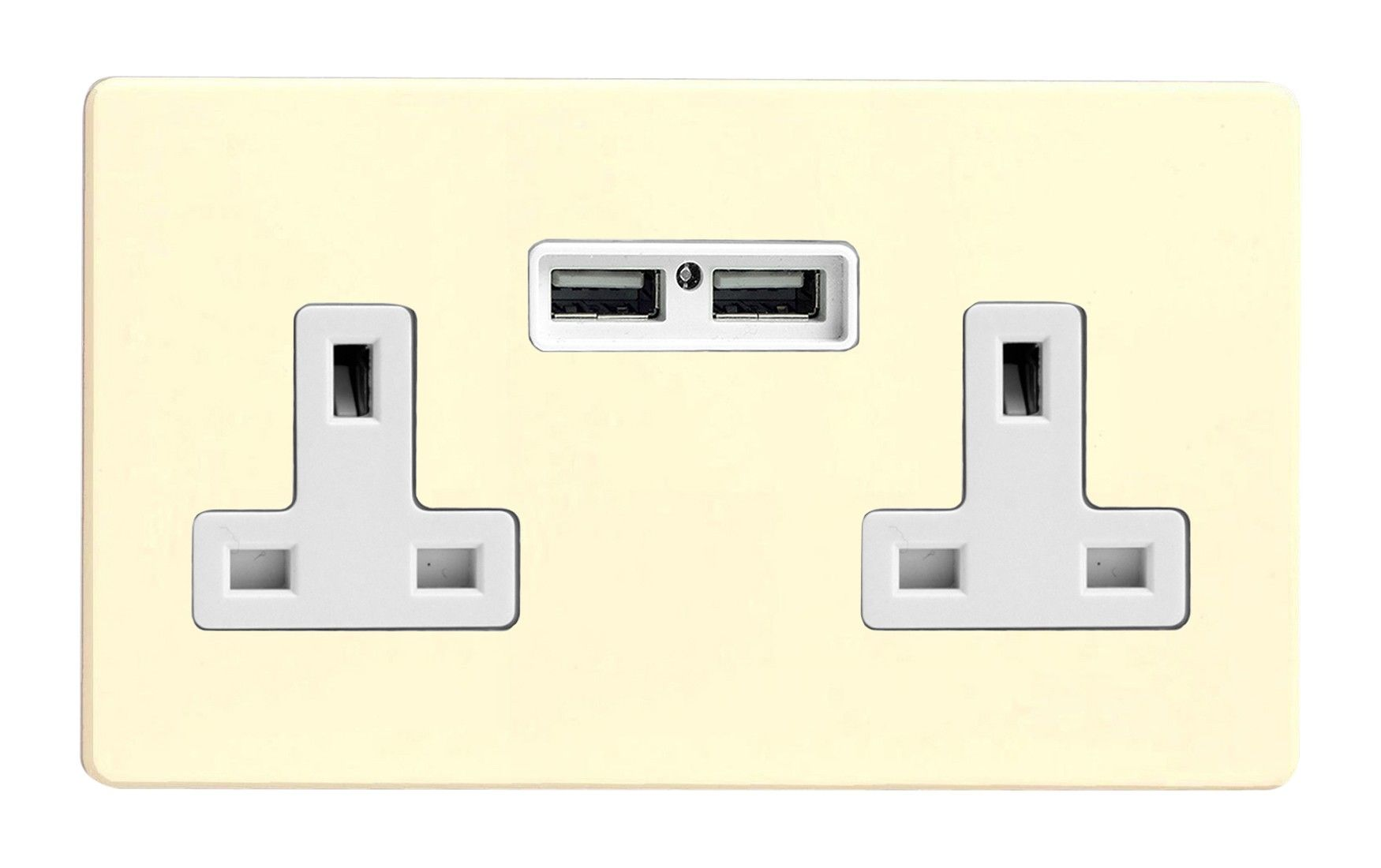 Plug the most common thing in every house and office: