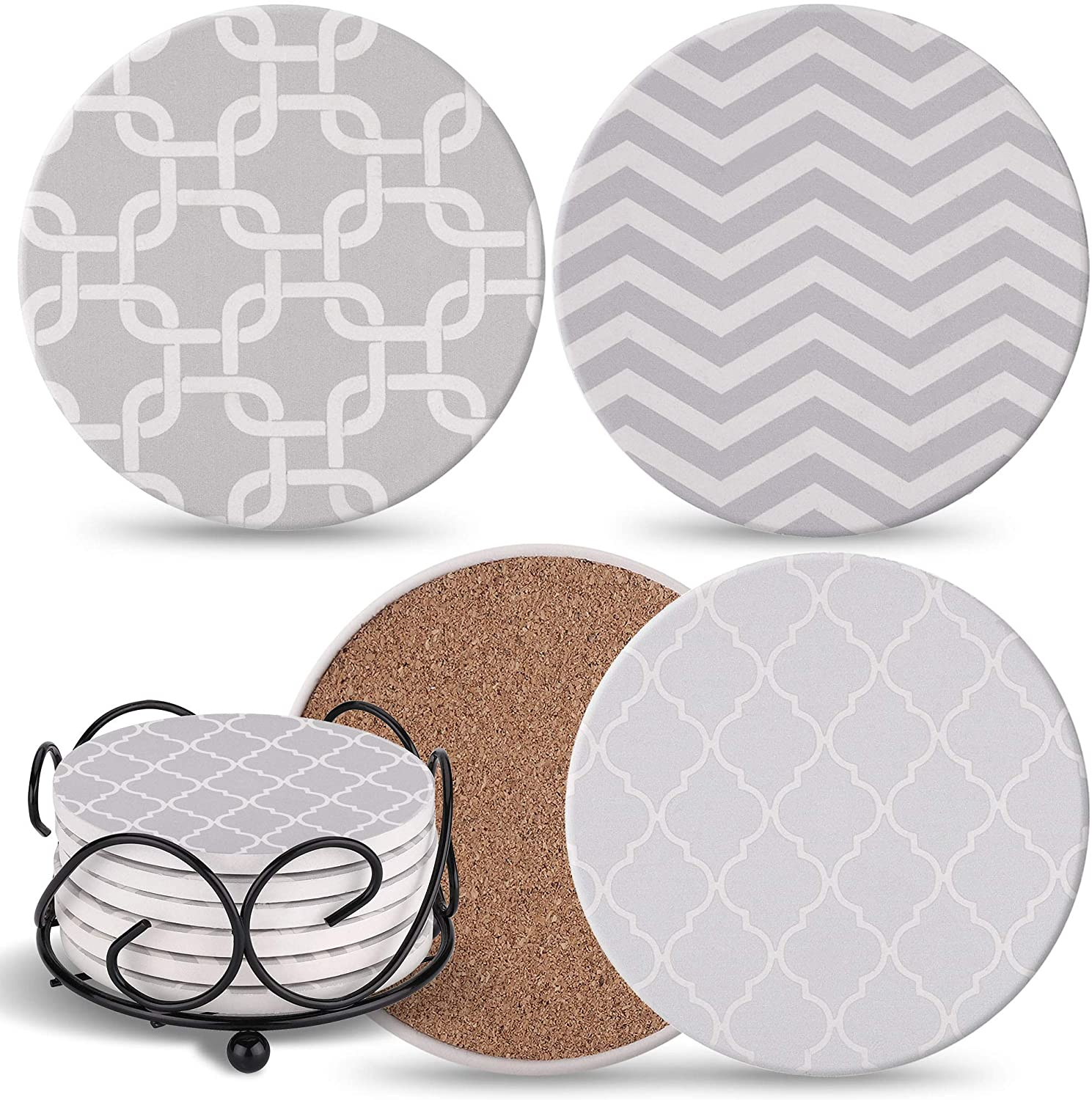 Increase Your Business Visibility By Using Personalized Coasters!!