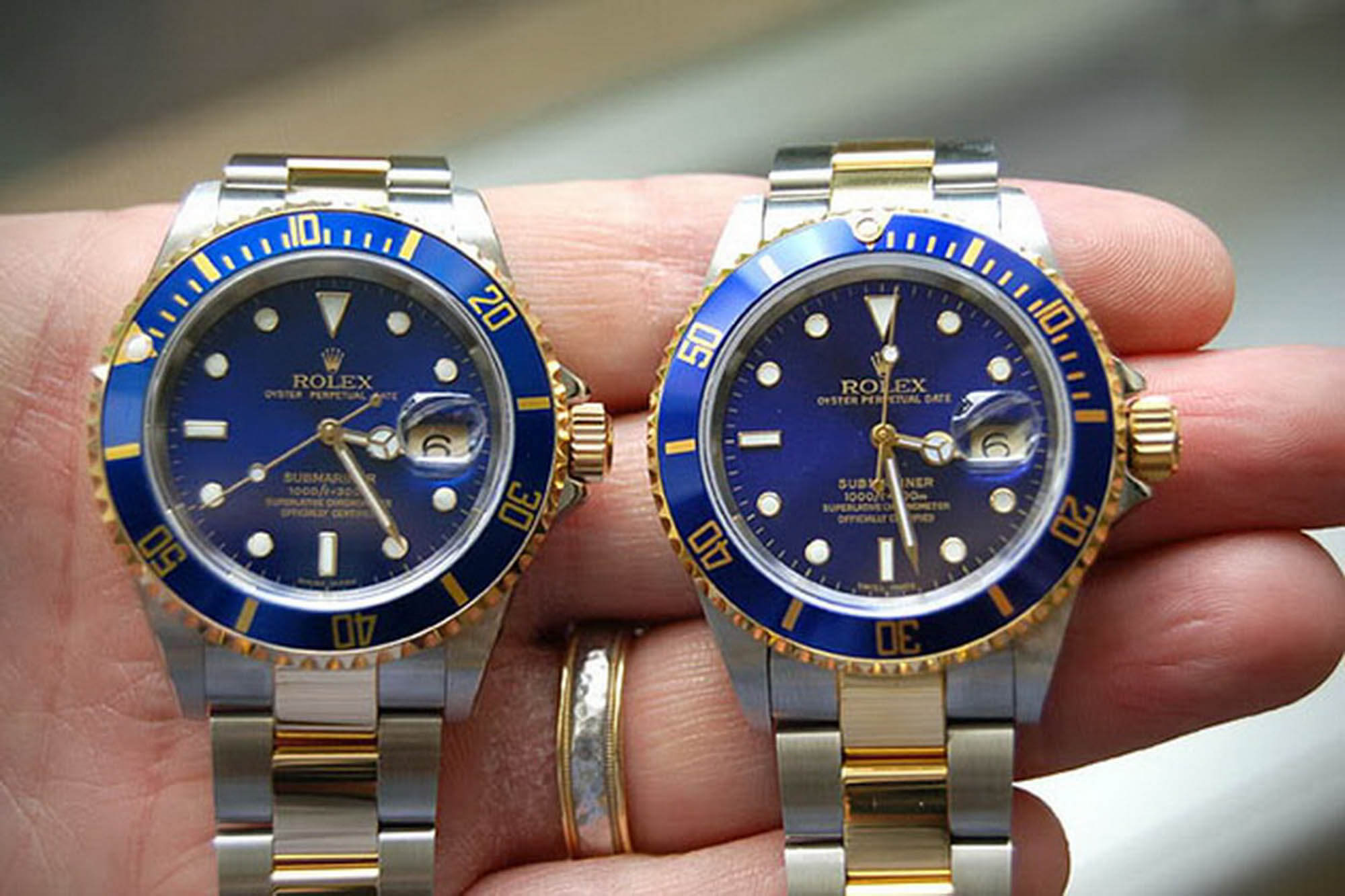 What is a FAKE WATCH?