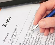 Tips To Improve The Mistakes Related To Resume Building