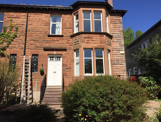Things to know about Sandstone restoration Glasgow: