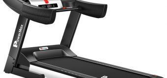 What are the different features provided by the online treadmill?