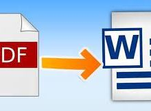 Main Reasons for Converting Word DOC to PDF