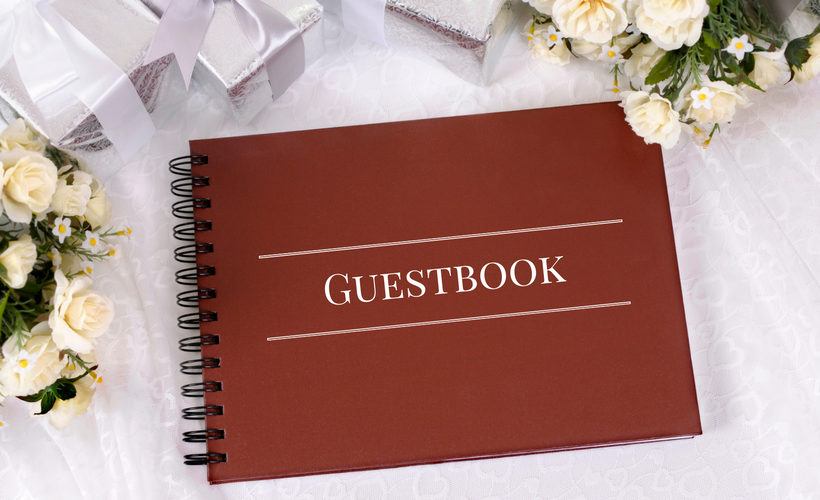 Construct your guest list when planning for a wedding
